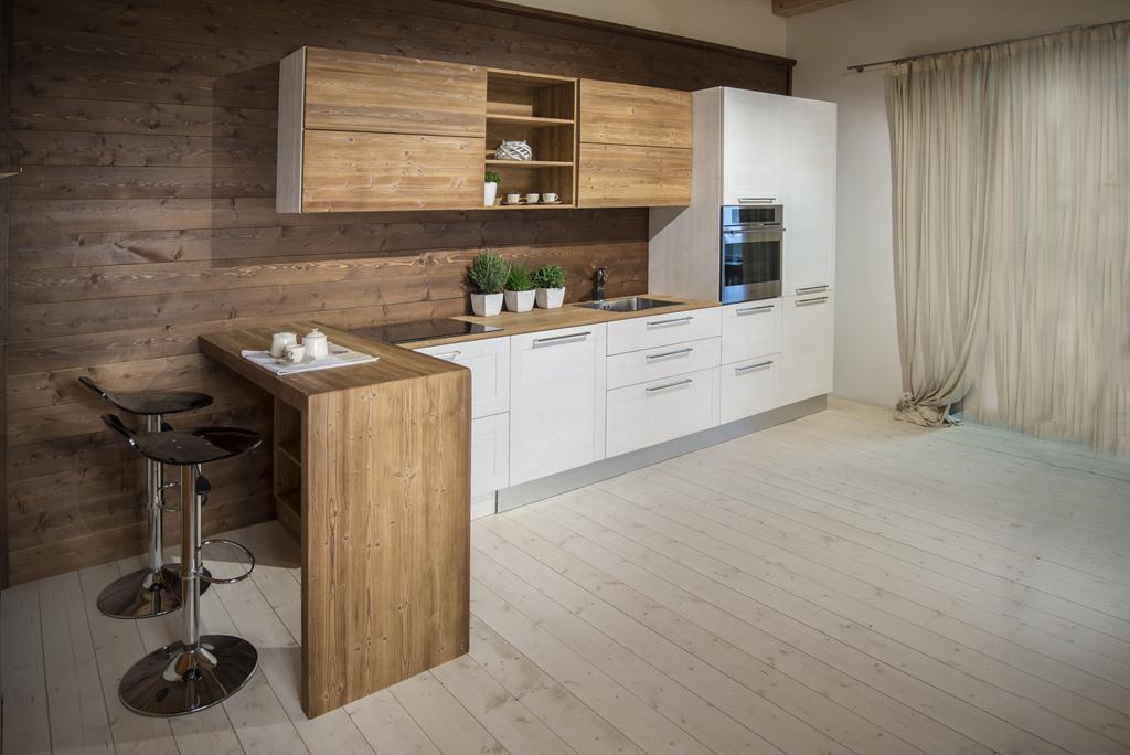 Arsa mobili abete spazzolato vicenza padova prodotti - Cucine in abete ...